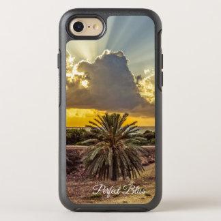 Coque Otterbox Symmetry Pour iPhone 7 Scène parfaite de plage de bonheur