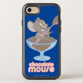 Coque Otterbox Symmetry Pour iPhone 7 Souris de chocolat de Jerry
