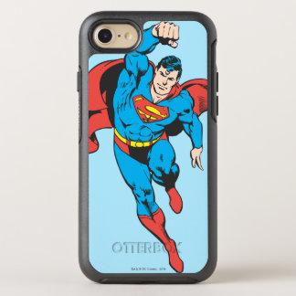 Coque Otterbox Symmetry Pour iPhone 7 Superman a laissé le poing augmenté