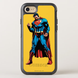 Coque Otterbox Symmetry Pour iPhone 7 Superman - main dans le poing