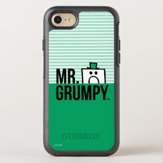 Coque Otterbox Symmetry Pour iPhone 7 Tête jetante un coup d'oeil de M. Grumpy |