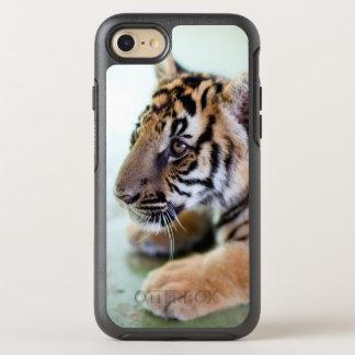 Coque Otterbox Symmetry Pour iPhone 7 Tigre asiatique