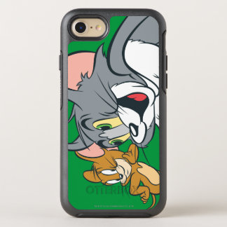 Coque Otterbox Symmetry Pour iPhone 7 Tom et bourgeons de Jerry les meilleurs