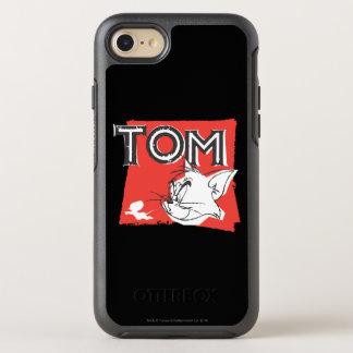Coque Otterbox Symmetry Pour iPhone 7 Tom et chat fou de Jerry
