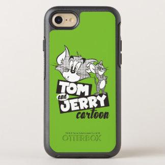 Coque Otterbox Symmetry Pour iPhone 7 Tom et Jerry | Tom et bande dessinée de Jerry