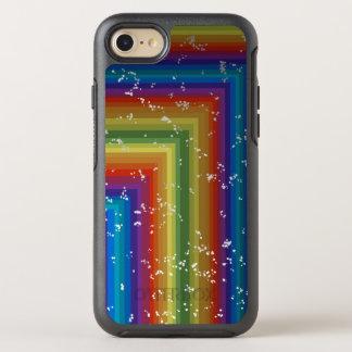 Coque Otterbox Symmetry Pour iPhone 7 Tunnel de couleur
