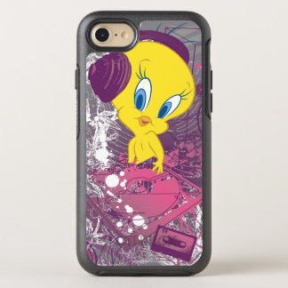 Coque Otterbox Symmetry Pour iPhone 7 Tweety Djing