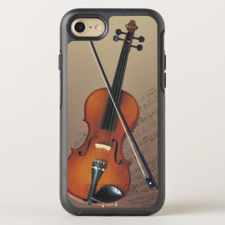 Coque Otterbox Symmetry Pour iPhone 7 Violon
