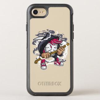Coque Otterbox Symmetry Pour iPhone 7 Votre moment viendra cas de téléphone d'Otterbox