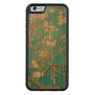 Coque Pare-chocs En Cerisier iPhone 6 Amande blossoms/st de PixDezines Van Gogh. remy