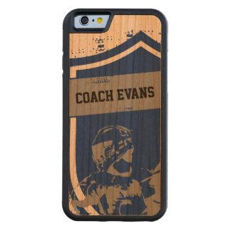 Coque Pare-chocs En Cerisier iPhone 6 Lacrosse