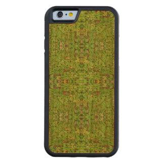 Coque Pare-chocs En Cerisier iPhone 6 Motif de collage de nature de Digitals