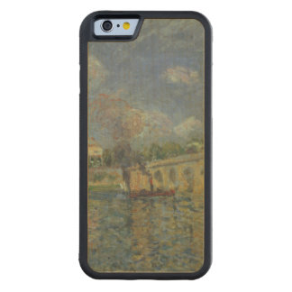 Coque Pare-chocs En Érable iPhone 6 Alfred Sisley | le pont
