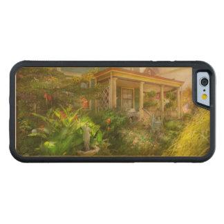Coque Pare-chocs En Érable iPhone 6 Chambre - Bevidere NJ - jardin de pays