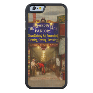 Coque Pare-chocs En Érable iPhone 6 Cirage - les salons grands 1922 de palais