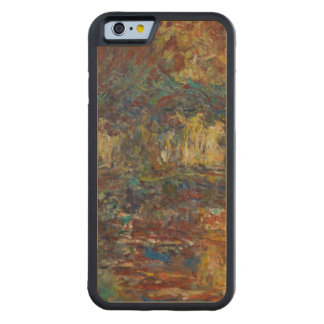 Coque Pare-chocs En Érable iPhone 6 Claude Monet | le pont japonais