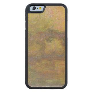 Coque Pare-chocs En Érable iPhone 6 Claude Monet | le pont japonais, 1918-24