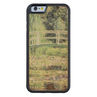 Coque Pare-chocs En Érable iPhone 6 Claude Monet | Nenuphars blanc, 1899