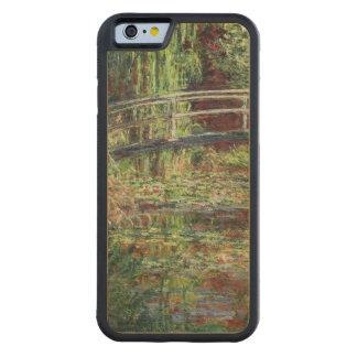 Coque Pare-chocs En Érable iPhone 6 Étang de nénuphar de Claude Monet | : Harmony