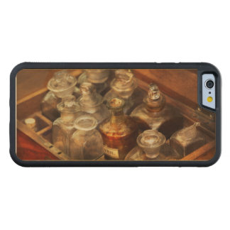 Coque Pare-chocs En Érable iPhone 6 Pharmacie - le cas de déplacement