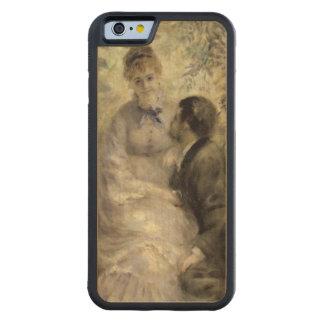 Coque Pare-chocs En Érable iPhone 6 Pierre un Renoir | les amants