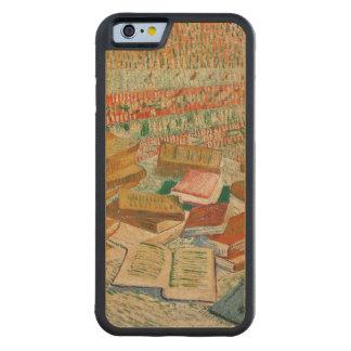 Coque Pare-chocs En Érable iPhone 6 Vincent van Gogh | les livres jaunes, 1887