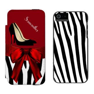 COQUE-PORTEFEUILLE iPhone 5 INCIPIO WATSON™