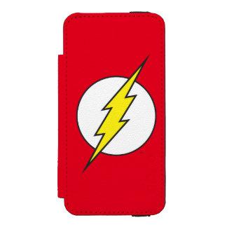 Coque-portefeuille iPhone 5 Incipio Watson™ Le boulon de foudre instantané de |