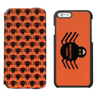 Coque-portefeuille iPhone 6 Incipio Watson™ Caisse noire de portefeuille de téléphone