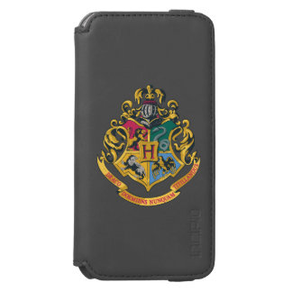 Coque-portefeuille iPhone 6 Incipio Watson™ Crête de Harry Potter | Hogwarts - polychrome