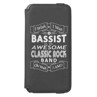 Coque-portefeuille iPhone 6 Incipio Watson™ Groupe de rock classique impressionnant de