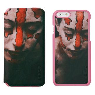 Coque-portefeuille iPhone 6 Incipio Watson™ Madame des larmes cramoisies