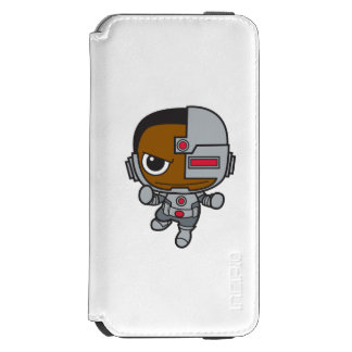 Coque-portefeuille iPhone 6 Incipio Watson™ Mini cyborg