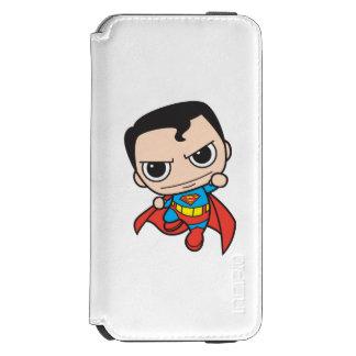 Coque-portefeuille iPhone 6 Incipio Watson™ Mini voler de Superman