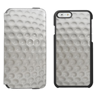 Coque-portefeuille iPhone 6 Incipio Watson™ Sport de boule de golf