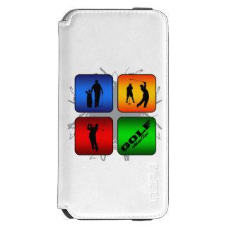 Coque-portefeuille iPhone 6 Incipio Watson™ Style urbain de golf extraordinaire