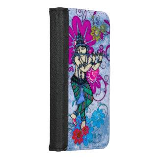 Coque Portefeuille Pour iPhone 8/7 Augmentation de Krishna