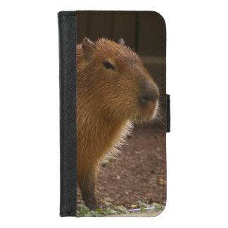 Coque Portefeuille Pour iPhone 8/7 Capybara