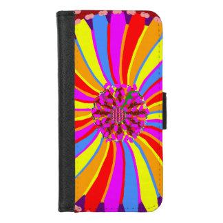 Coque Portefeuille Pour iPhone 8/7 Galaxie Samsung d'Iphone de MODÈLE de
