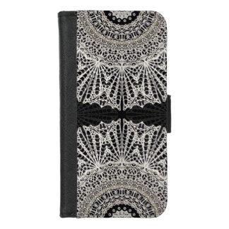 Coque Portefeuille Pour iPhone 8/7 iPhone 8/7 style G384 de Mehndi de mandala de