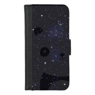 Coque Portefeuille Pour iPhone 8/7 iPhone de panda de galaxie 8/7 caisse de