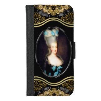 Coque Portefeuille Pour iPhone 8/7 Le baroque français de Marie Fairdaye