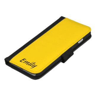 Coque Portefeuille Pour iPhone 8/7 Plus CHOISISSEZ la coutume de COULEUR