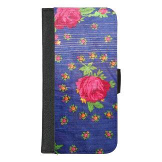 Coque Portefeuille Pour iPhone 8/7 Plus conception classique colorée