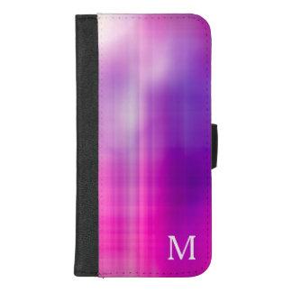 Coque Portefeuille Pour iPhone 8/7 Plus Conception colorée à la mode
