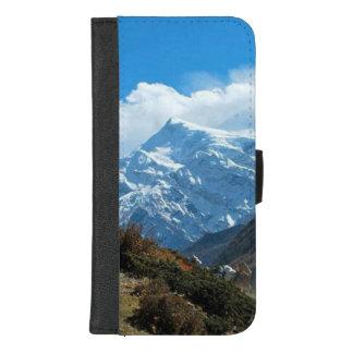 Coque Portefeuille Pour iPhone 8/7 Plus Galaxie Samsung d'Iphone de MODÈLE de
