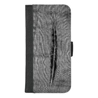 Coque Portefeuille Pour iPhone 8/7 Plus Jeans déchirés