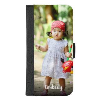 Coque Portefeuille Pour iPhone 8/7 Plus La famille faite sur commande badine le