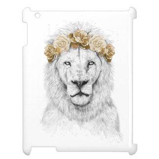 Coque Pour iPad Lion de festival II