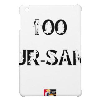 Coque Pour iPad Mini 100 PUR-SANG - Jeux de Mots - Francois Ville